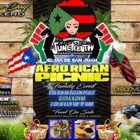 AfroLatino Cook Out