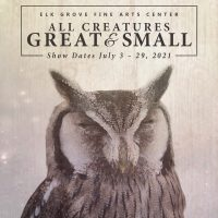 1st Saturday Art Reception: All Creatures Great an...