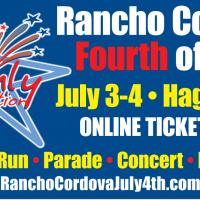 Rancho Cordova's 4th of July Celebration