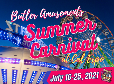 Butler Amusements Summer Carnival