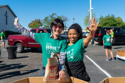Folsom's Community Service Day