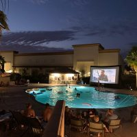 Movies in the Pool at Murieta presents Finding Nem...