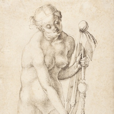 (Socially Distanced) Drawing the Nude