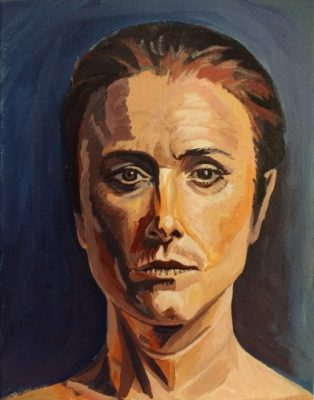(Socially Distanced) Portrait Painting for Beginners