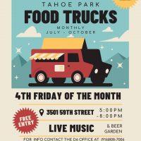 Tahoe Park Food Trucks