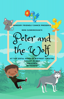 Ron Cunningham's Peter and the Wolf Sensory-Friendly Dance