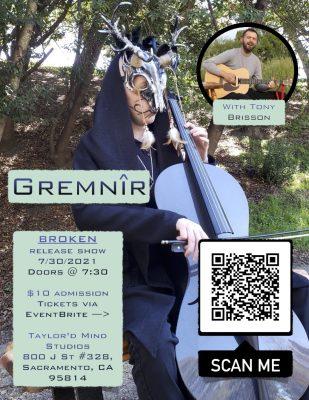 Gremnîr's Story Circle: Broken and Unbowed