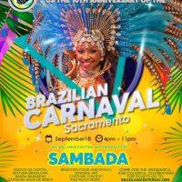 Brazilian Carnaval Sacramento