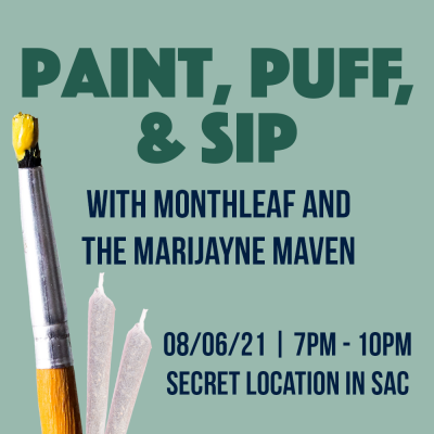 Paint and Puff with MonthLeaf and The MariJayne Ma...