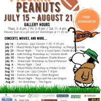 Pigskin Peanuts Exhibit