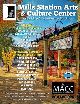 Sac Open Studios at The MACC