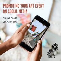 Promoting Your Art Event on Social Media