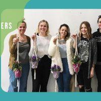 Macrame: Plant Hangers