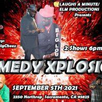Comedy Xplosion: Big Lou