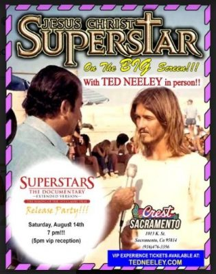 Jesus Christ Superstar with a Live Appearance with...