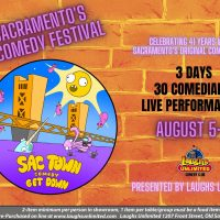 Sac Town Comedy Get Down