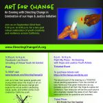 Art for Change: An Evening with Directing Change i...