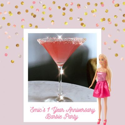 Barbie Party: SMIC's One Year Anniversary Bash