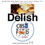 Congregation Beth Shalom Jewish Food Faire