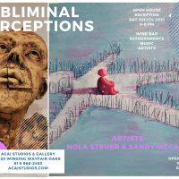 ACAI Gallery Open House: 4th Saturday Reception