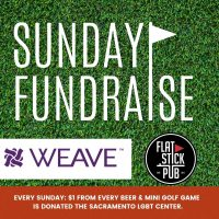 Sunday Fundraise with WEAVE Inc.