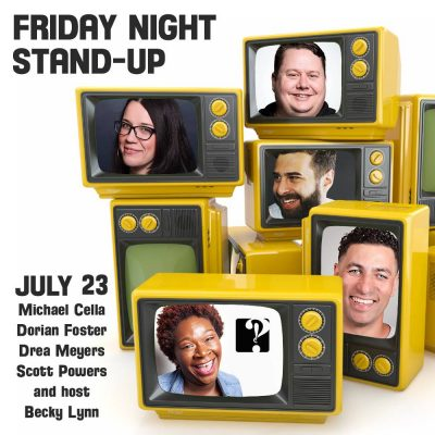 Friday Night Stand-Up