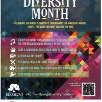 Elk Grove Diversity Month