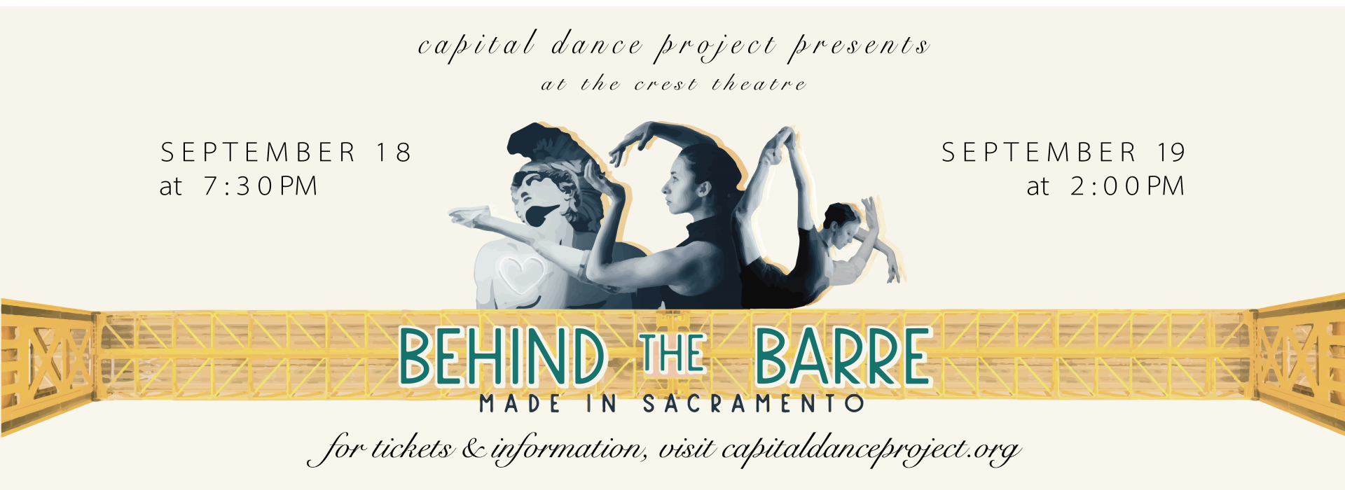 Capital Dance Project: Behind the Barre