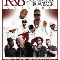 Summer RnB Throwback Concert