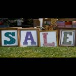 Second Hand Art Supply Sale