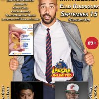 Laugh it Forward Community Give Back Comedy Show
