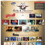 Golf and Guitars Children's Charity Music Festival...