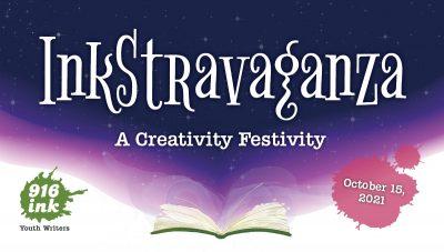 InkStravaganza: A Creativity Festivity and Fundraiser (Postponed)