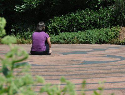Labyrinth Walk and Spiritual Talk