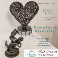 Open Reception: ACAI Gallery Partnering with Valley Sculpture Artists