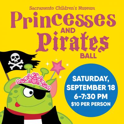 Princesses and Pirates Ball