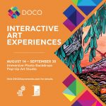 Interactive Art Experiences