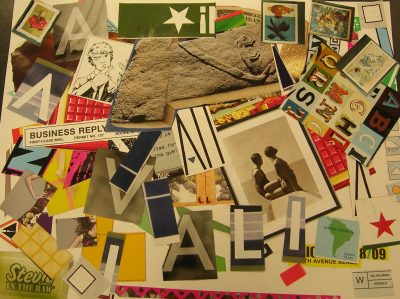 Creative Collage Class