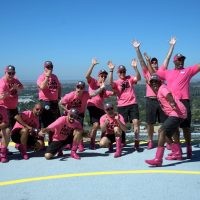 Making Strides Against Breast Cancer Sacramento presented by Pizza Guys