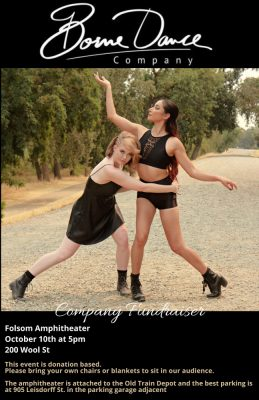 Borne Dance Company Fundraiser