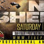 No Shelter Live Pro/Am MMA