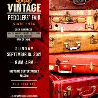 Antique and Vintage Peddlers' Fair