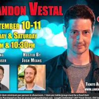 Brandon Vestal featuring Adam Yenser
