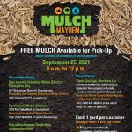 Mulch Mayhem: Free Mulch from Local Water Provider...