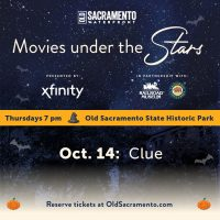 Movies Under the Stars: Clue