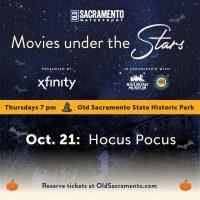 Movies Under the Stars: Hocus Pocus