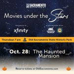 Movies Under the Stars: The Haunted Mansion (Sold ...