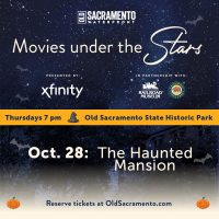 Movies Under the Stars: The Haunted Mansion