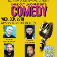 Smile Out Loud Comedy