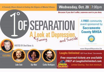 One Degree of Separation with Brad Bonar Jr.